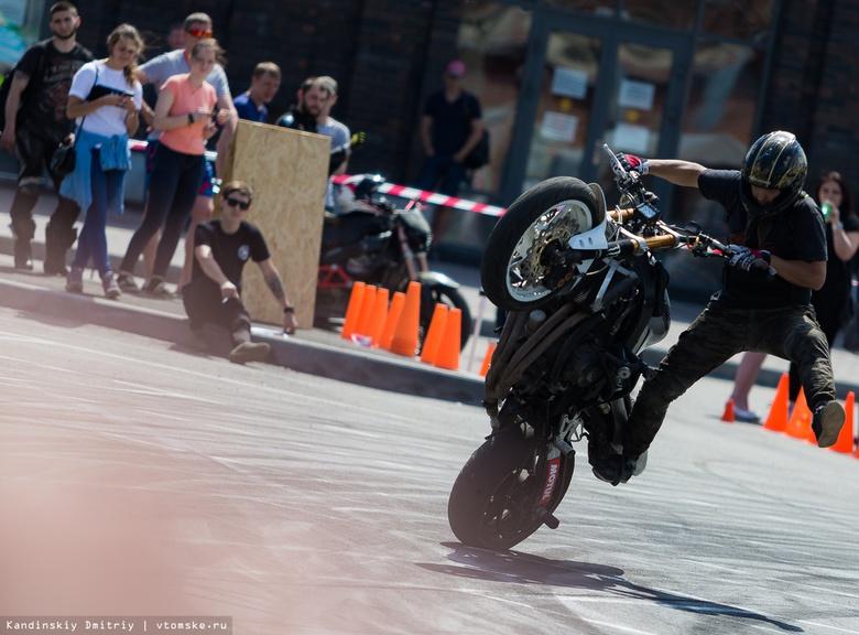 Рок-концертом и трюками на мотоциклах отметят День молодежи в Томском районе