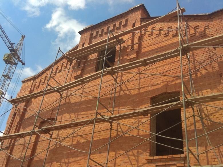 Кофейню и клуб по интересам хотят открыть в здании Красных казарм после реставрации