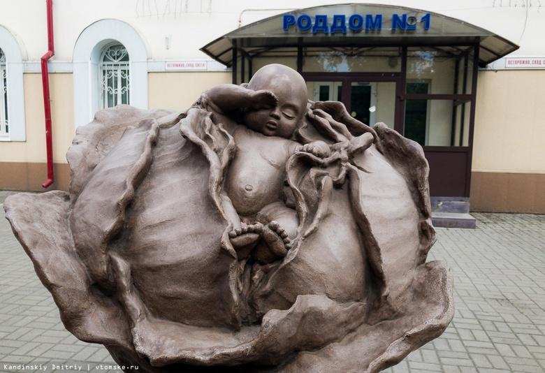 Почти 4,5 тыс детей родились в Томской области в 2020г