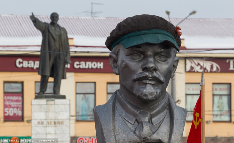 «Ночь искусств» в Томске: революционные плакаты, полуночный балет и стихи Цветаевой