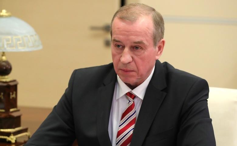 Губернатор Иркутской области захотел повысить себе оклад