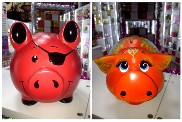 Подложим свинью к Новому году, недорого