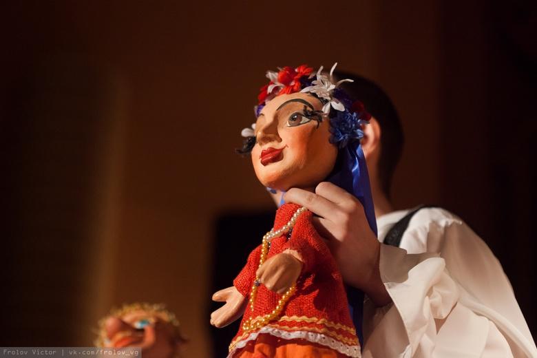Уникальных кукол ручной работы увидят томичи на фестивале в Доме искусств