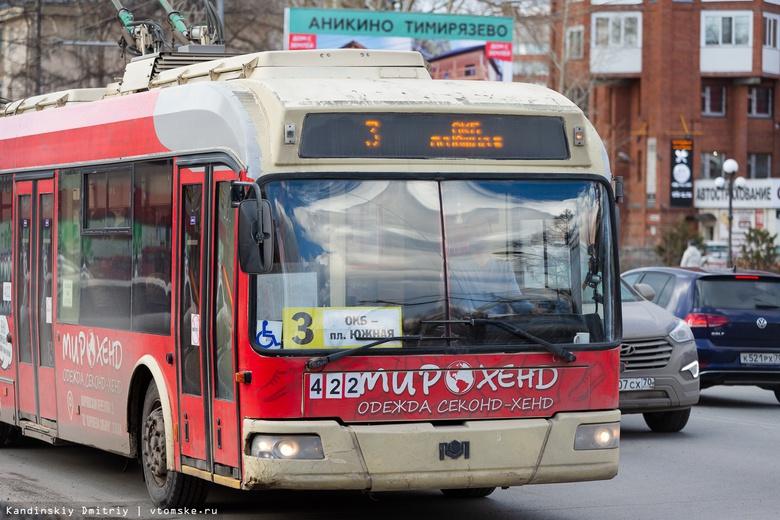 Почти 9 млн уйдет на установку в трамваях и троллейбусах Томска терминалов для «безнала»