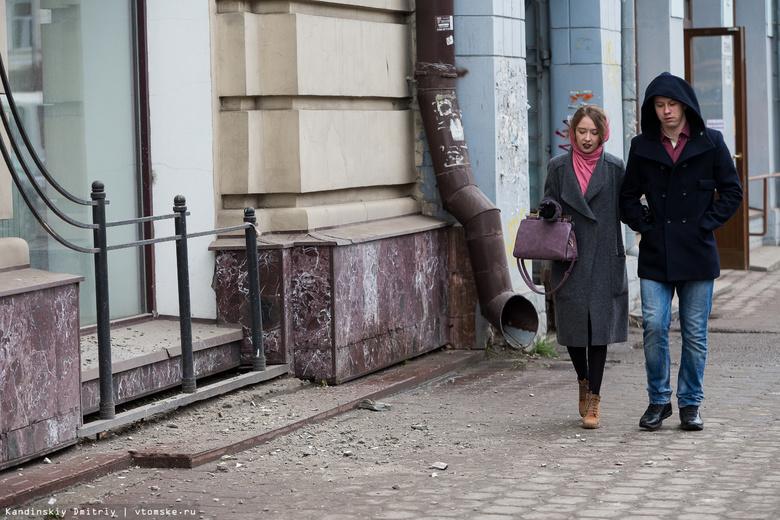 Народные новости: «умирающий» памятник в центре Томска