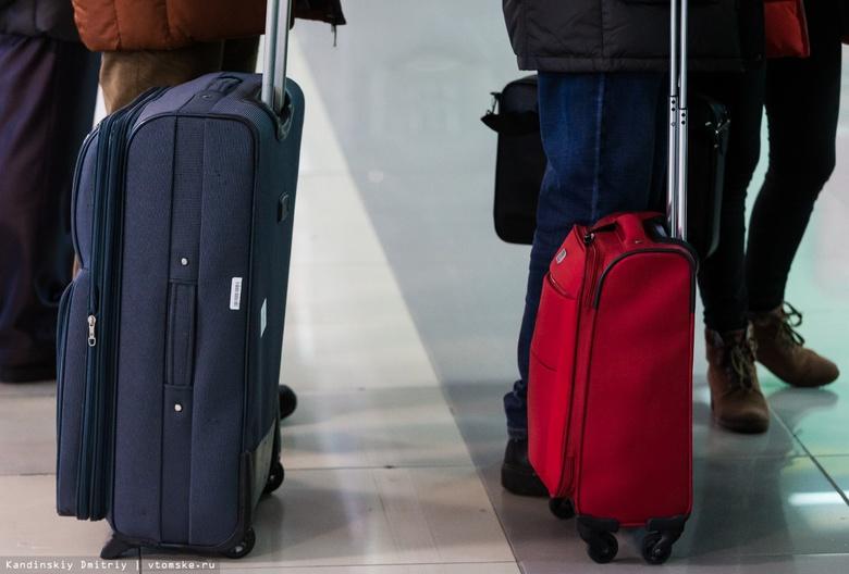 Авиарейсы из Томска до Нижневартовска и Уфы возобновятся с 24 февраля