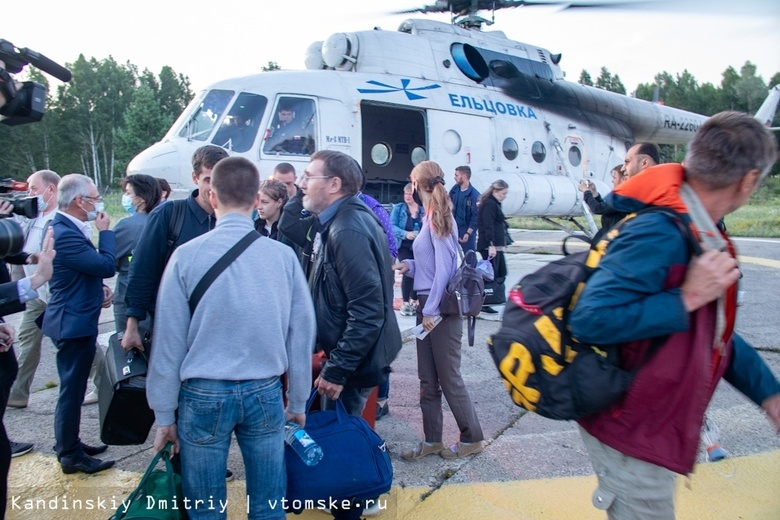 СМИ: появилась главная версия о причинах жесткой посадки Ан-28 в Томской области