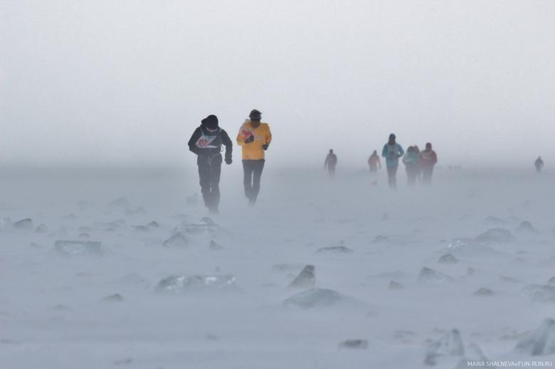 Деньги на операцию для юной томички соберут на байкальском ледовом марафоне