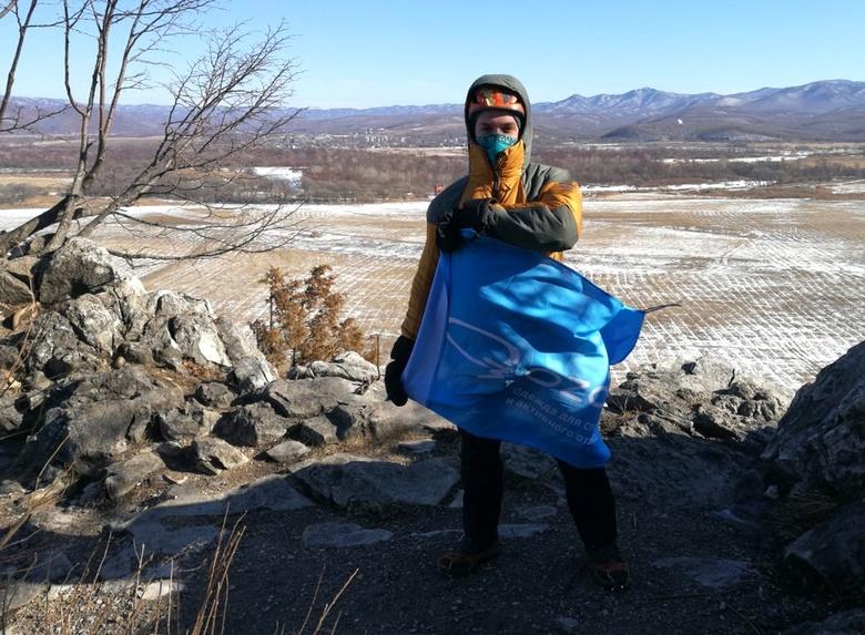 Томский альпинист взял награды на этапе Кубка России