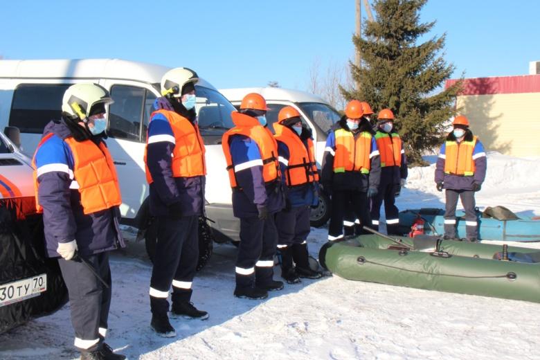 Газовики напоминают о мерах безопасности в период паводка