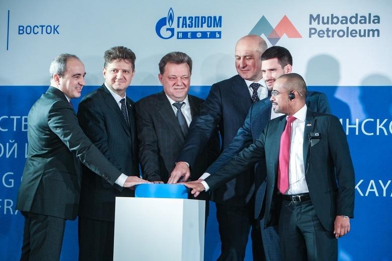 Новую систему по транспортировке газа запустили на севере Томской области