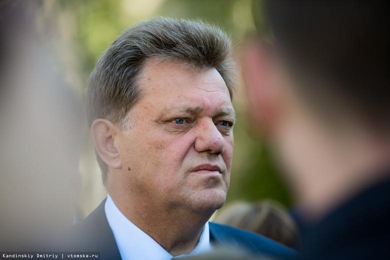 Мэр Томска Кляйн прокомментировал задержание своего заместителя Сурикова