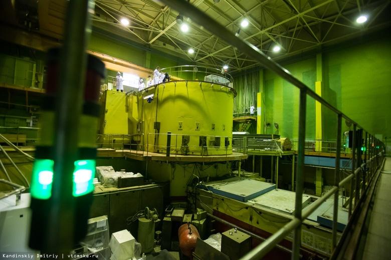 Росгвардия проводит учения на ядерном реакторе ТПУ в Спутнике
