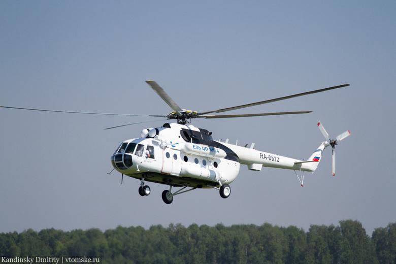 Пропавшего 2 дня назад в Каргасокском районе нефтяника ищут с вертолета