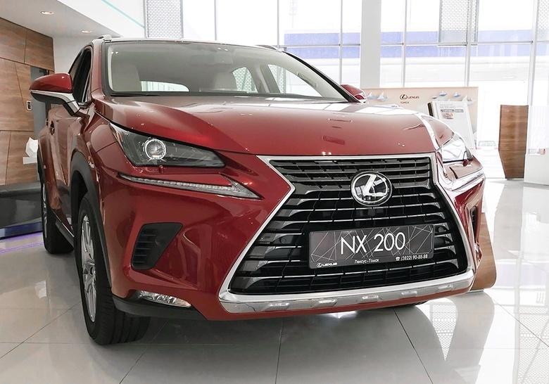 Успейте приобрести Lexus до неизбежного повышения цен в «Лексус-Томск»