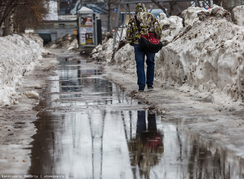 Оперативное предупреждение объявлено в Томской области на среду