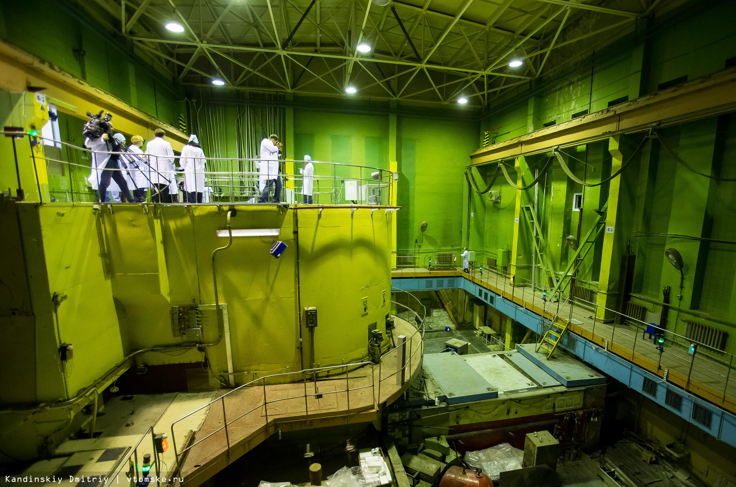 Нейтроны и гамма-излучение: как работает ядерный реактор ТПУ