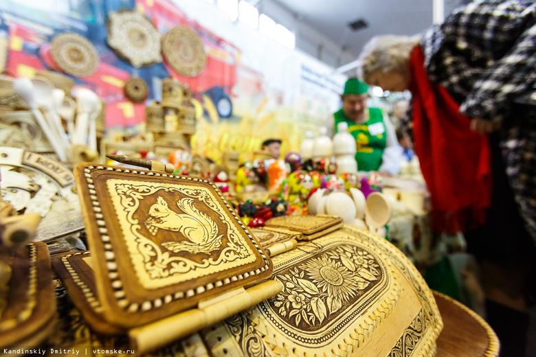 На новогодней ярмарке томичи смогут купить сувениры, сделанные заключенными