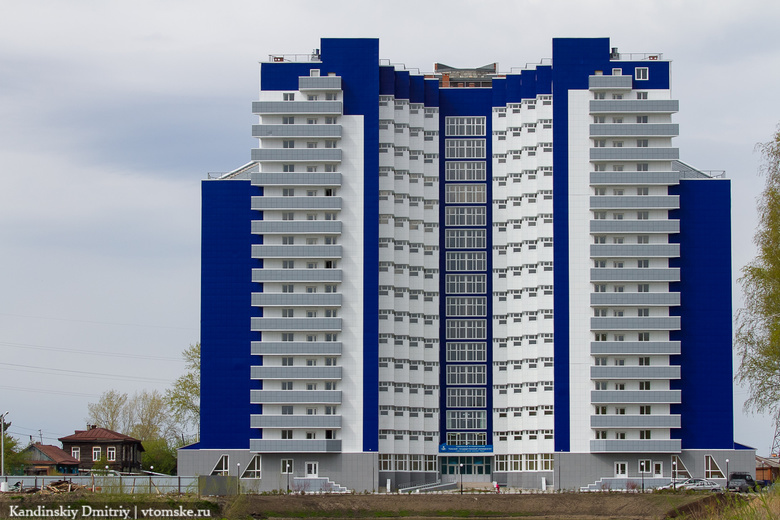Открытие памятника-копилки у общежития ТГУ состоится в конце мая