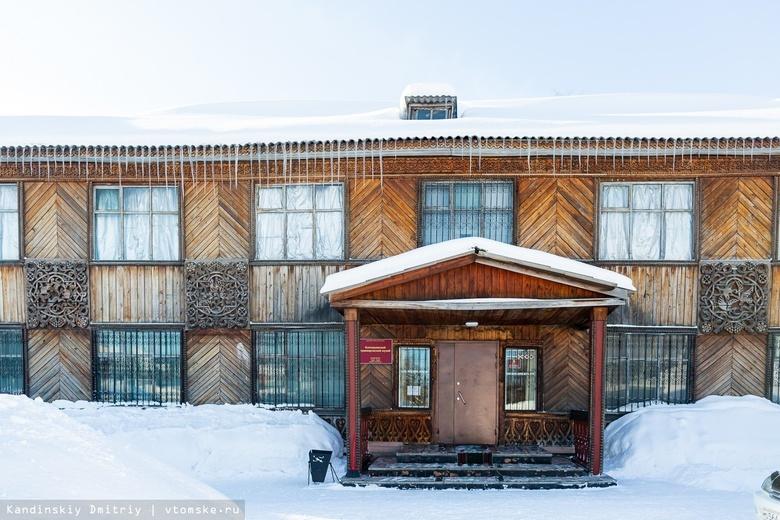 Филиал областного краеведческого музея в Колпашево