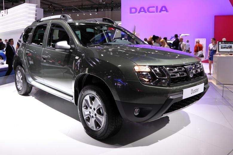 Российские дилерские центры высоко оценили новый Renault Duster