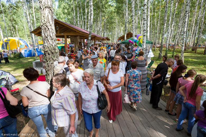 ВТомске преждевременно закрыли фестиваль «Праздник топора»