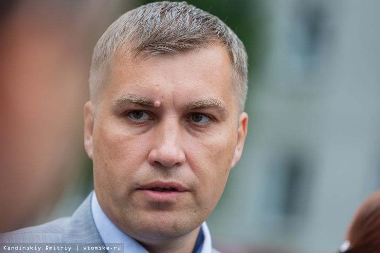 Глава дорожного департамента мэрии Томска Аушев уволился