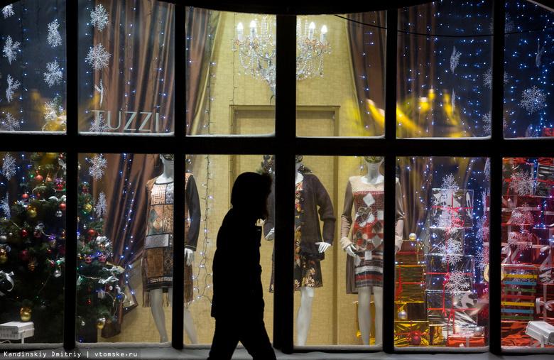 Город-сказка: как Томск подготовился к встрече Нового года