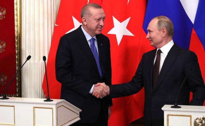 Россия и Турция договорились о прекращении огня в Идлибе