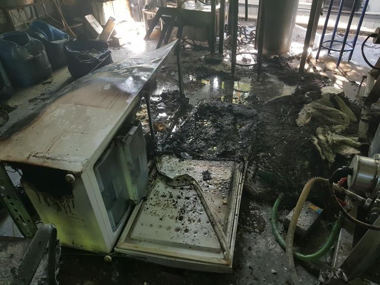 Взрыв произошел в лаборатории томской компании по производству БАДов