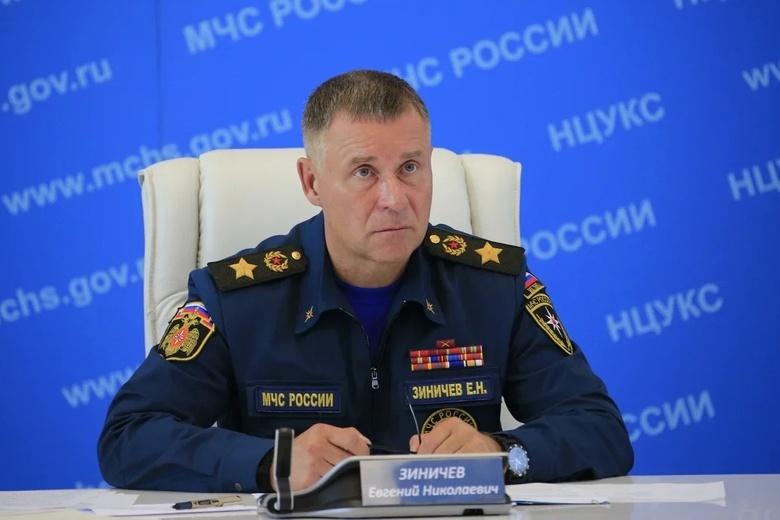 Глава МЧС России Евгений Зиничев погиб на учениях