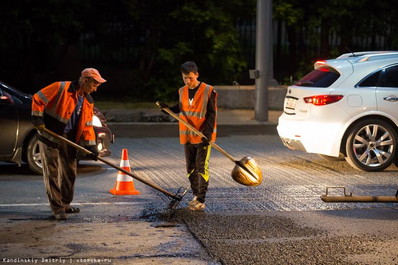 Власти Томска прокомментировали подозрения ФАС на незаконность торгов по ремонту дорог