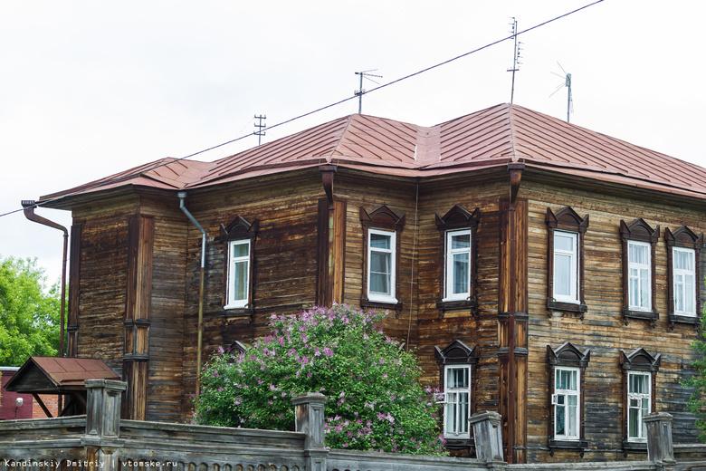Томичи запустили проект по сохранению деревянного зодчества «Томск Сойер Фест»