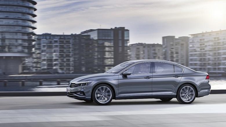 Новый Volkswagen Passat скоро в «Фольксваген центр Евразия»