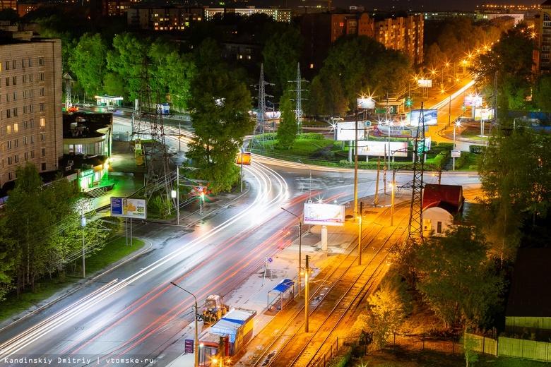 ТГАСУ показал вариант проекта развязки на Транспортной площади