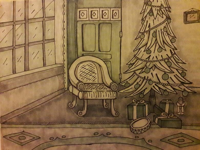 «Святая ночь»: рождественские рассказы дореволюционного Томска