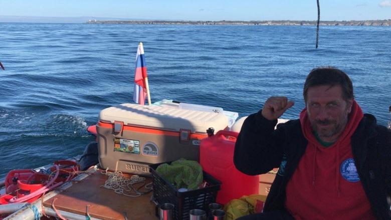 Экипаж томской кругосветки ремонтирует судно в Бресте