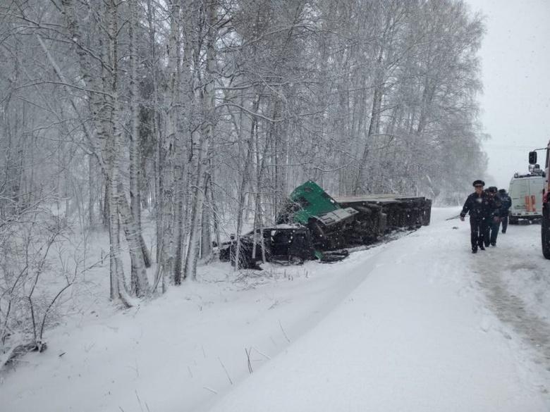 Облздрав: пострадавшие в ДТП под Томском находятся в тяжелом состоянии