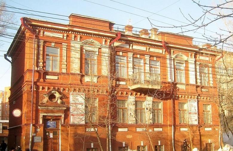 Историческое зданиевторого реального училища отремонтируют в Томске