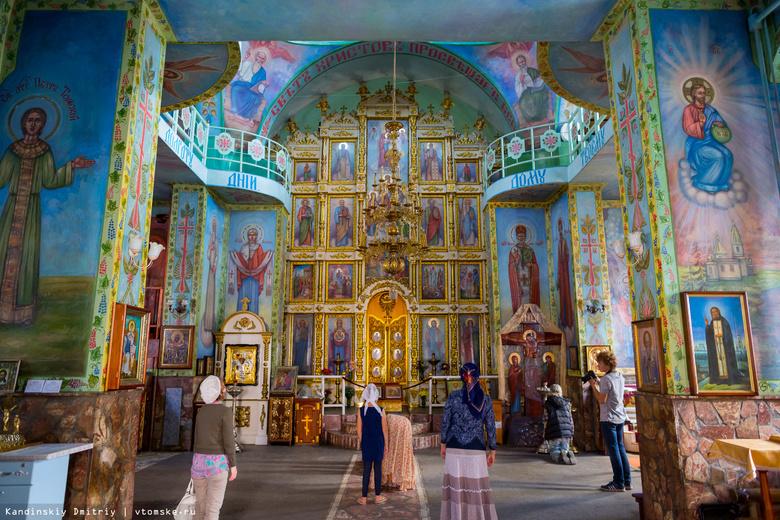 Епархия планирует построить в Томске 8 новых храмов
