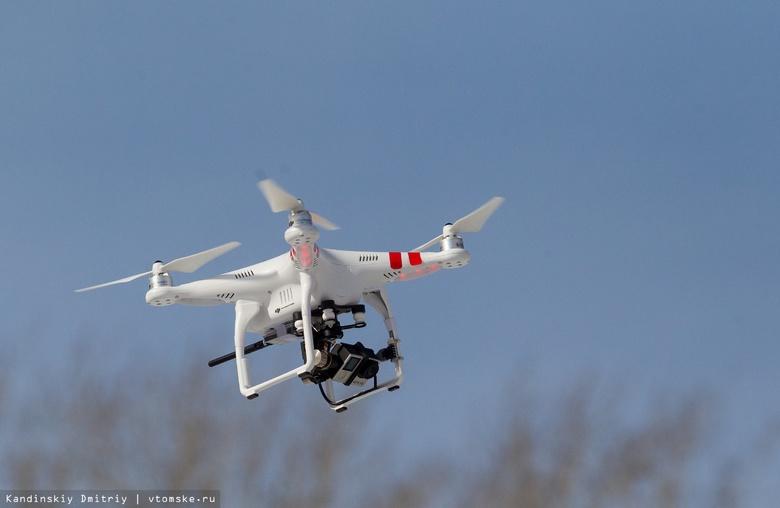 ТГУ создает систему доставки еды дронами для будущего студенческого кампуса