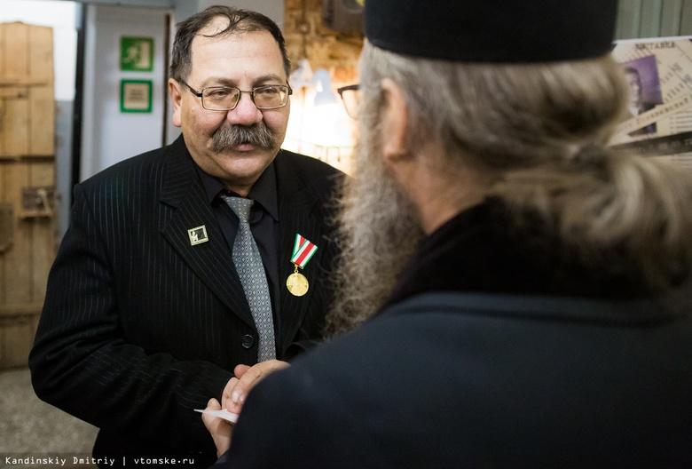 Патриарх Кирилл наградил директора музея НКВД за хранение архивов о политрепрессиях
