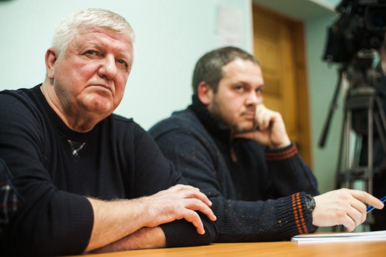 Владимир Оккель отказался от последнего слова