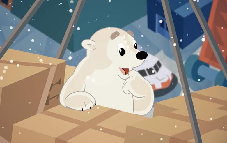 «Союзмультфильм» спустя 50 лет выпустил серию о приключениях медвежонка Умки