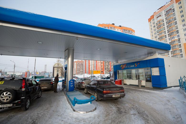 Бензин в очередной раз подорожал на томских заправках