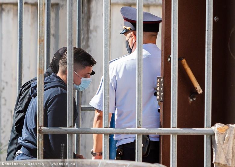 Обвинение попросило для экс-заммэра Томска Сурикова 6 лет колонии строгого режима