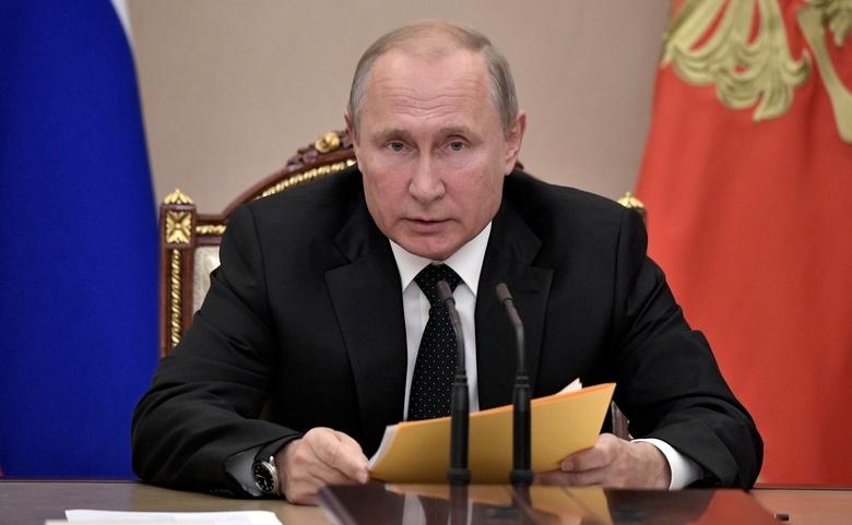 Путин прокомментировал решение WADA о дисквалификации РФ