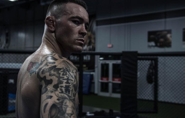Боец UFC Ковингтон о Нурмагомедове: «Не впечатлен этим ублюдком»