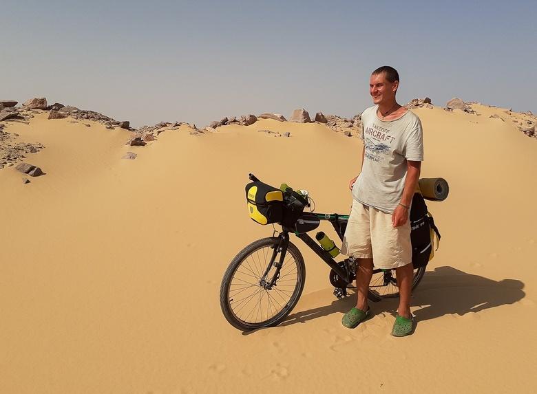 Через Африку на велосипеде