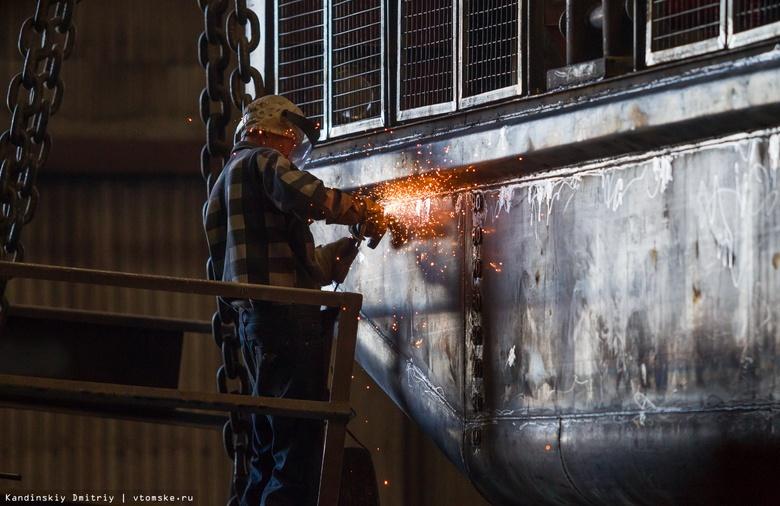Совещание по нацпроекту «Производительность труда» прошло на судостроительном заводе в Самусе